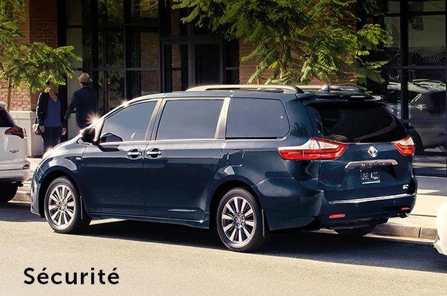 St-Hubert Toyota 2020 Sienna Securite