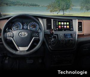 St-Hubert Toyota 2020 Sienna Technologie