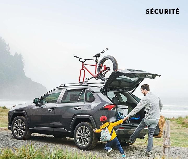 St-Hubert Toyota RAV4 2020 Sécurité