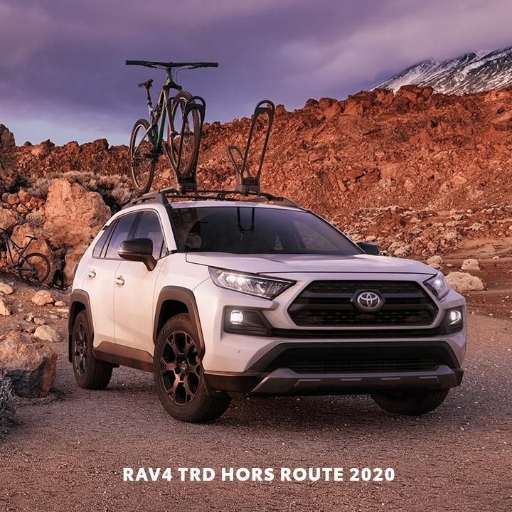 St-Hubert Toyota RAV4 2020 TRD Hors-Route