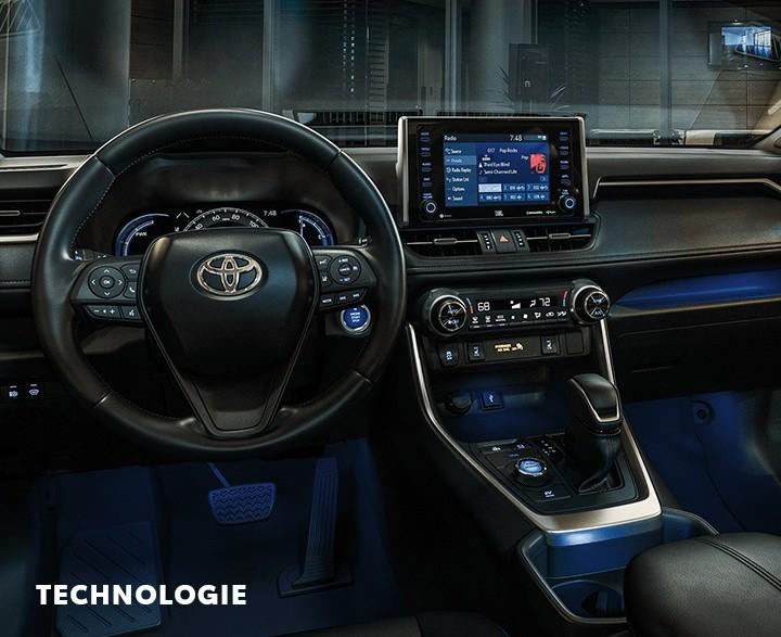 St-Hubert Toyota RAV4 2020 Technologie