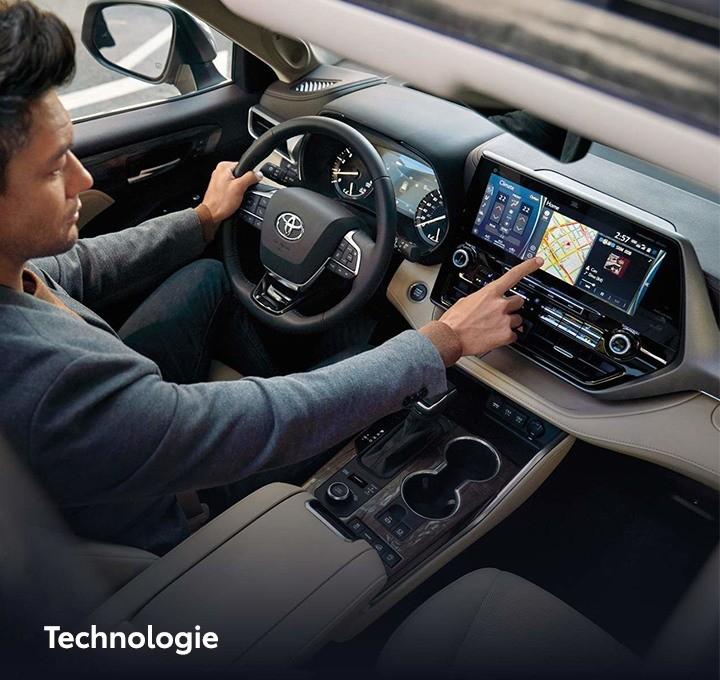 St-Hubert Toyota Highlander 2020 Technologie