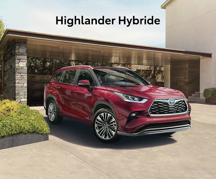 St-Hubert Toyota Highlander Hybride 2020