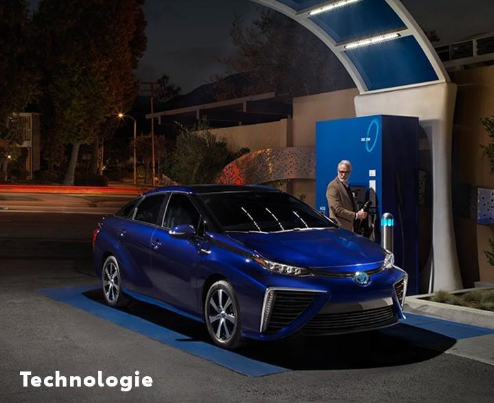 St-Hubert Toyota Mirai 2021 Technologie