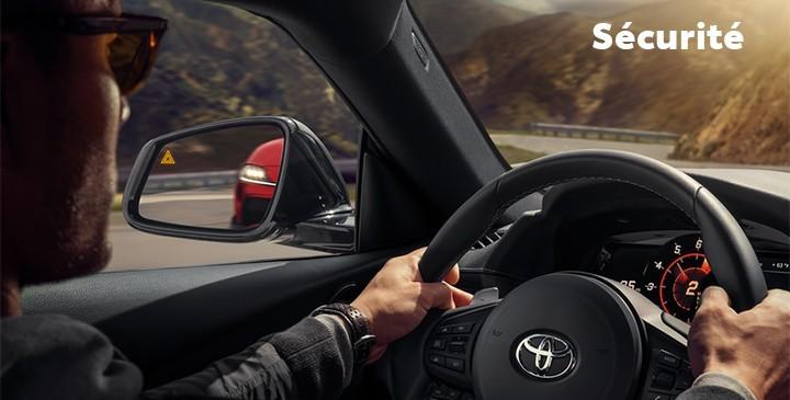 St-Hubert Toyota GR Supra 2021 Sécurité