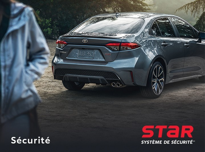 St-Hubert Toyota Corolla 2021 Sécurité