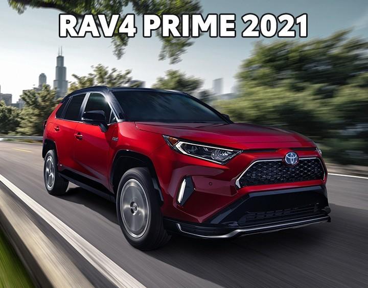 St-Hubert Toyota RAV4 Prime 2021