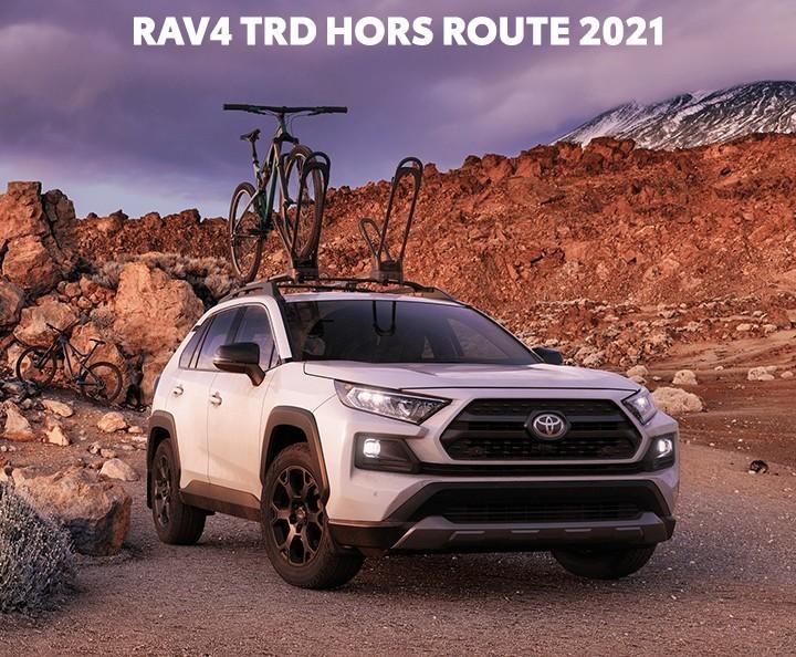 St-Hubert Toyota RAV4 TRD Hors Route 2021