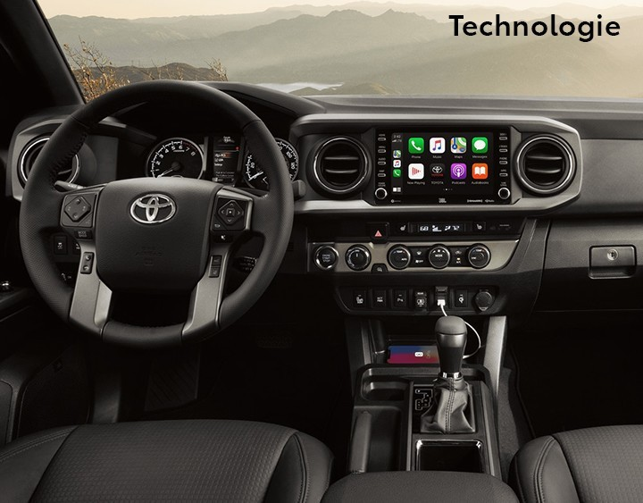 St-Hubert Toyota Tacoma 2021 Technologie