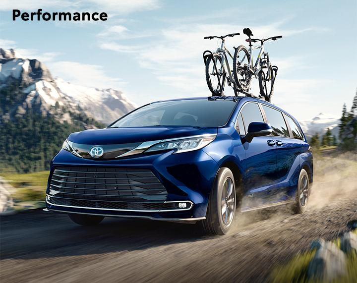 St-Hubert Toyota Sienna 2021 Performance